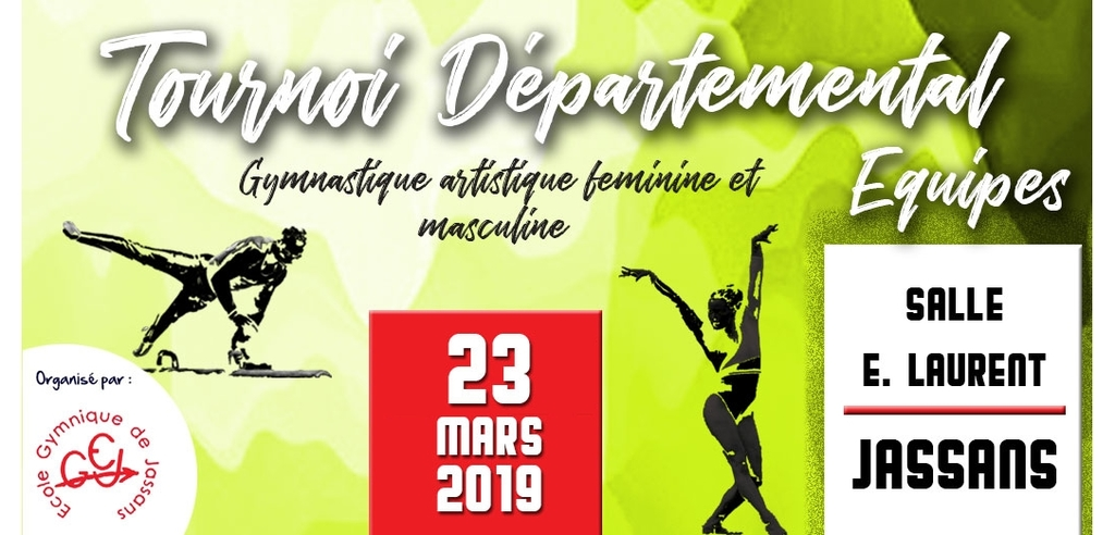 TOURNOI DEPARTEMENTAL